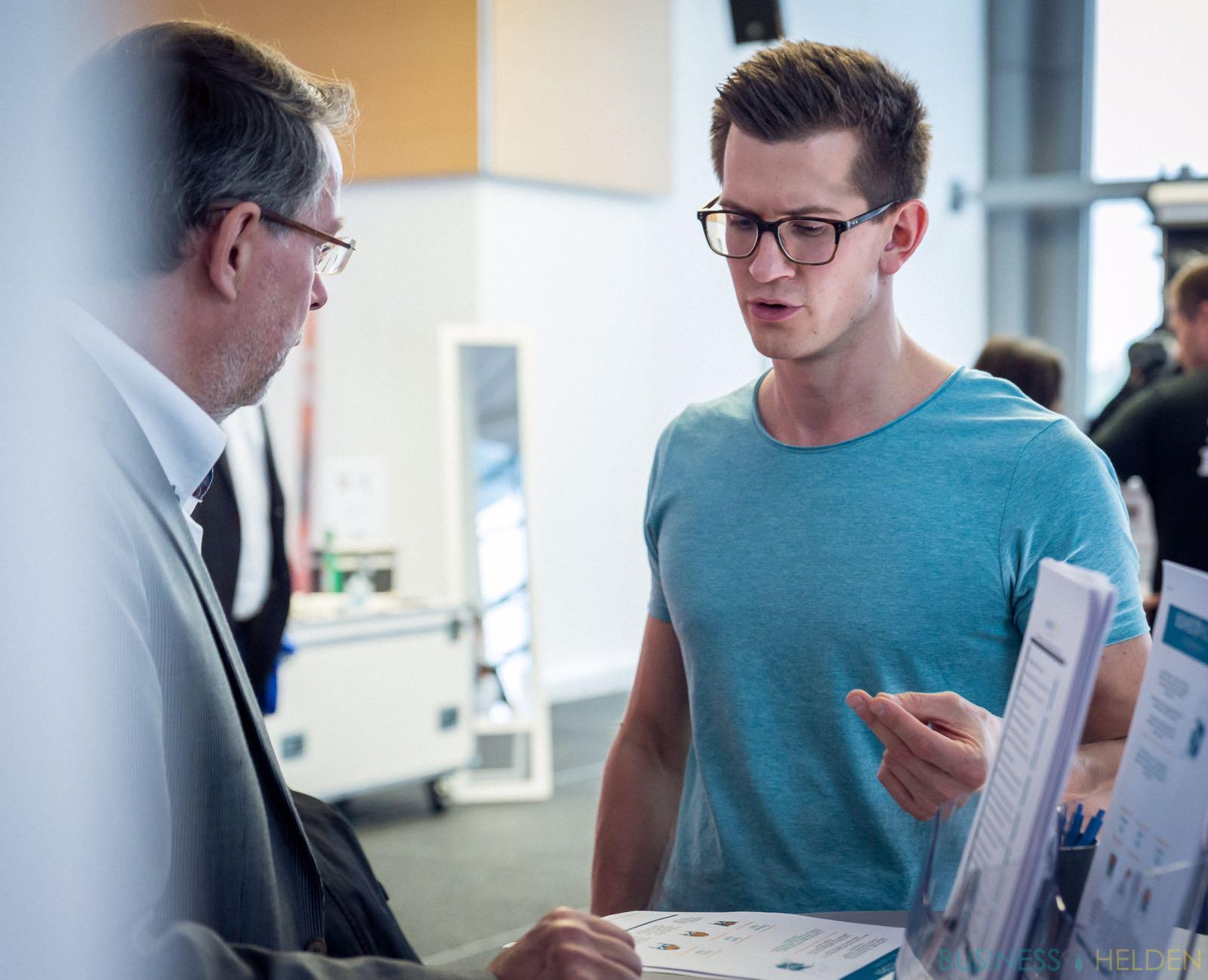 Jobmesse Berlin – Mercedes Benz Welt Oktober 2016