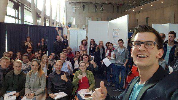 Jobmesse Stuttgart – 11.2016